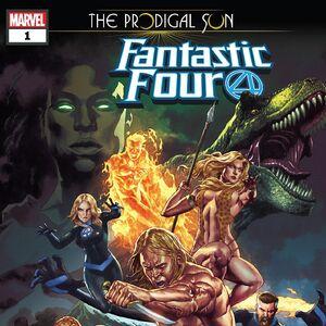 Prodigal Sun Marvel Database Fandom