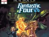 Fantastic Four: The Prodigal Sun Vol 1 1