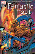 Fantastic Four Vol 1 535