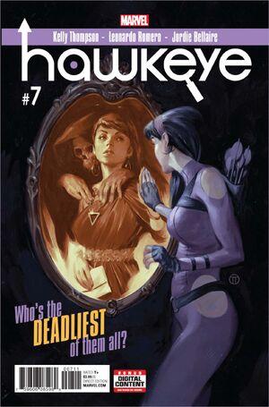 Hawkeye Vol 5 7