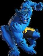 Henry McCoy (Earth-TRN765) from Marvel Ultimate Alliance 3 The Black Order 002