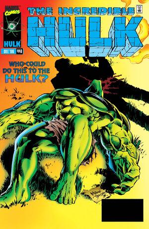 Incredible Hulk Vol 1 448