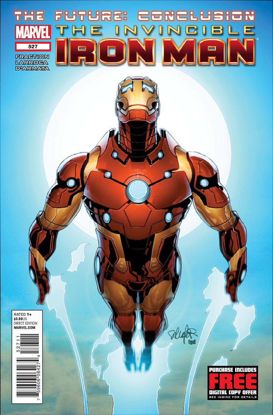 Invincible Iron Man Vol 1 527