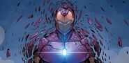 Iron Man Armor Model 51 from Invincible Iron Man Vol 3 3 005