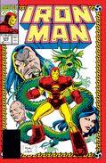Iron Man Vol 1 270