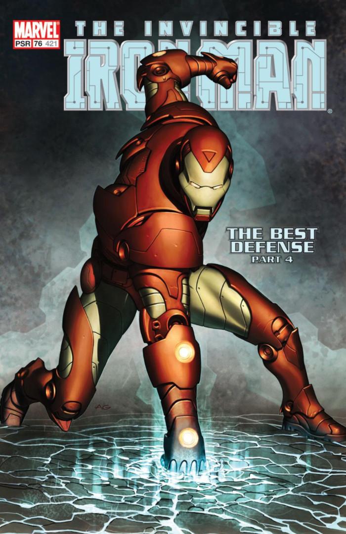 Iron Man Vol 3 76