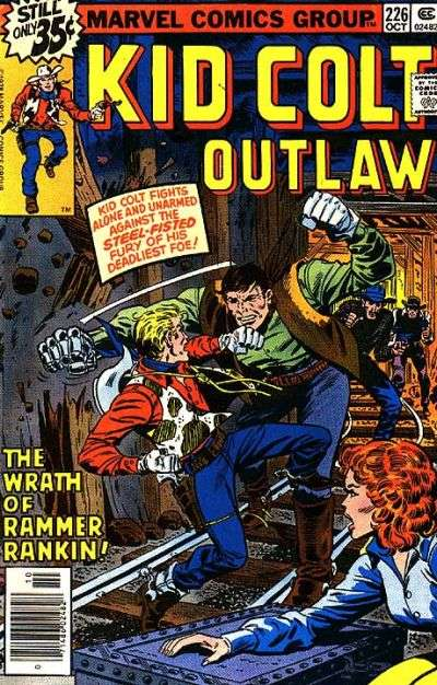 Kid Colt Outlaw Vol 1 226