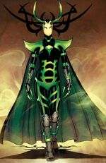 Madame Hel (Warp World) (Earth-616) from Infinity Wars Iron Hammer Vol 1 1 001