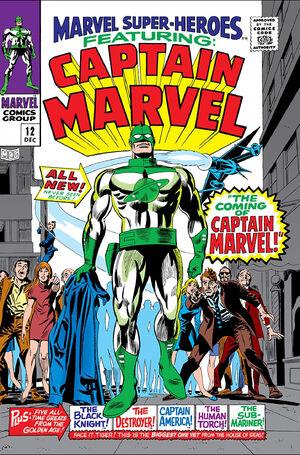Marvel Super-Heroes Vol 1 12