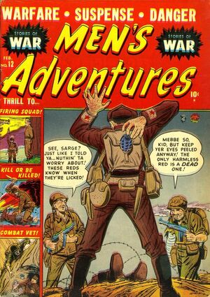 Men's Adventures Vol 1 12