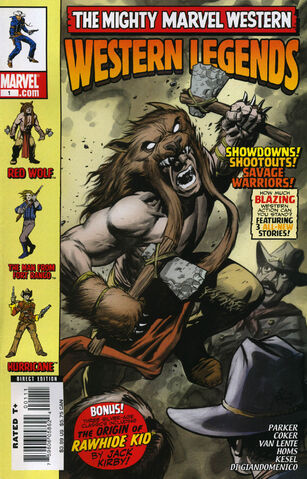 File:Mighty Marvel Western - Western Legends Vol 1.jpg