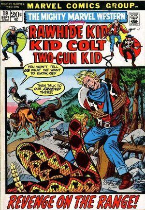 Mighty Marvel Western Vol 1 19