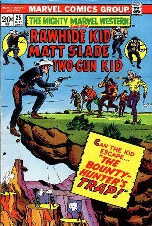 Mighty Marvel Western Vol 1 25