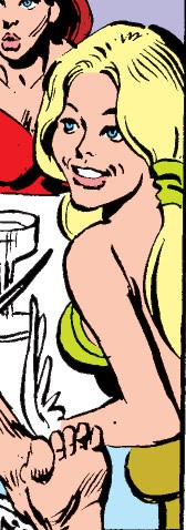 Namorita Prentiss (Earth-77640) from Fantastic Four Roast Vol 1 1 0001