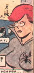 Natalia Romanova (Earth-89768) from Fred Hembeck Destroys the Marvel Universe Vol 1 1 0001