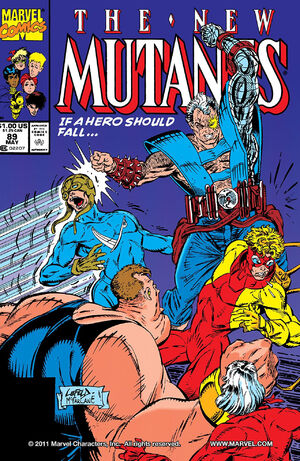 New Mutants Vol 1 89