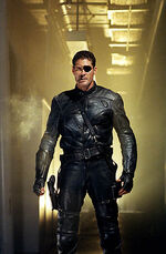 Nicholas Fury (Earth-5724) from Nick Fury Agent of S.H.I.E.L.D. 002