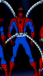 Peter Parker (Earth-11983) from Spider-Man The Animated Series Season 5 12 0001