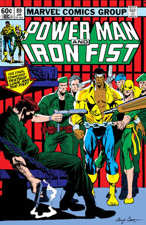 Power Man and Iron Fist Vol 1 89