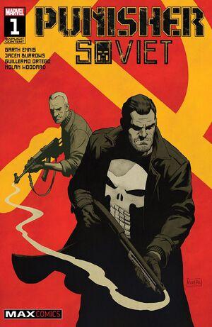 Punisher Soviet Vol 1 1