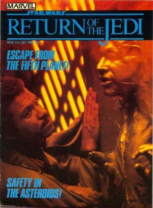 Return of the Jedi Weekly (UK) Vol 1 56