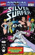 Silver Surfer Annual Vol 1 4
