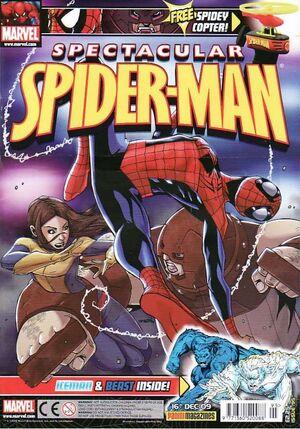 Spectacular Spider-Man (UK) Vol 1 195