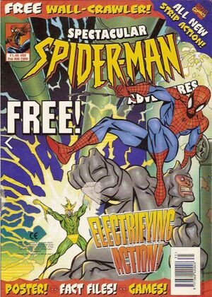 Spectacular Spider-Man (UK) Vol 1 63
