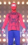 Spider-Man's Suit from Spider-Man (2002 film) 0001