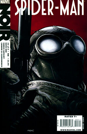 Spider-Man Noir Vol 1 3