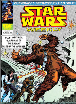 Star Wars Weekly (UK) Vol 1 94