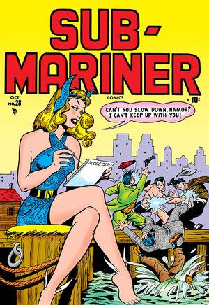Sub-Mariner Comics Vol 1 28