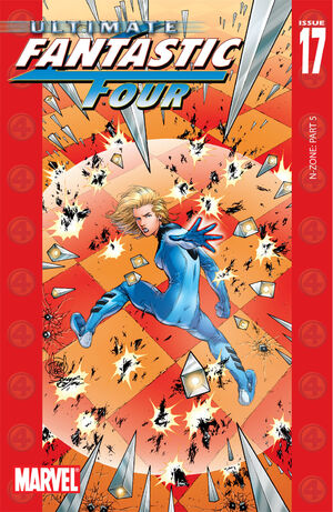 Ultimate Fantastic Four Vol 1 17
