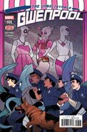 Unbelievable Gwenpool Vol 1 8