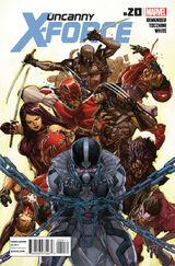 Uncanny X-Force Vol 1 20