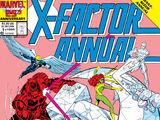 X-Factor Annual Vol 1 1