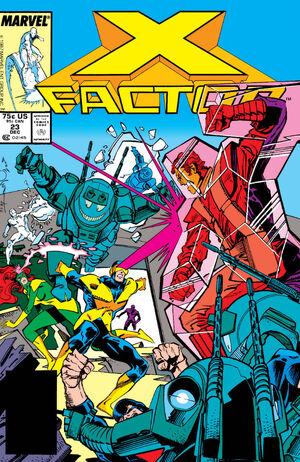 X-Factor Vol 1 23