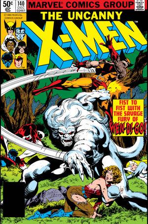 X-Men Vol 1 140
