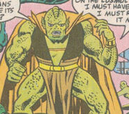 Xanja (Earth-616) from Web of Spider-Man Vol 1 25