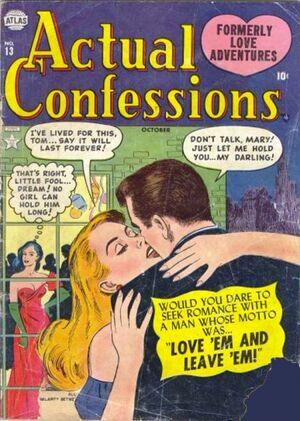 Actual Confessions Vol 1 13