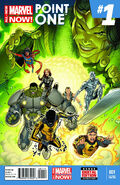 All-New Marvel NOW! Point One Vol 1 1.NOW Second Printing Cover