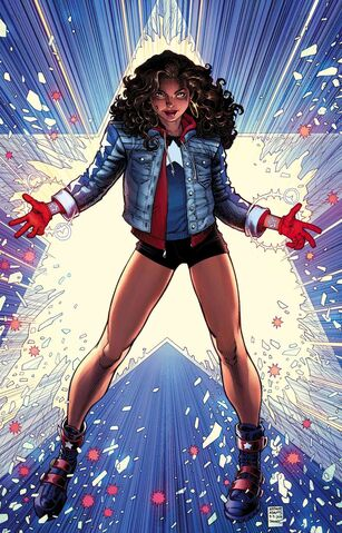 File:America Vol 1 2 Adams Variant Textless.jpg