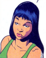 Asuka (Earth-616) from West Coast Avengers Annual Vol 2 6 001