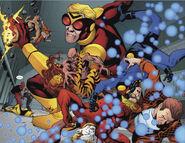 Avengers Acadamy Staff (Earth-616) from Avengers Academy Vol 1 4 0002