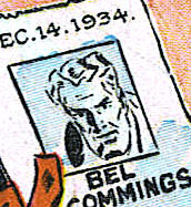 Bel Cummings (Earth-616) from Captain America Comics Vol 1 54 0002