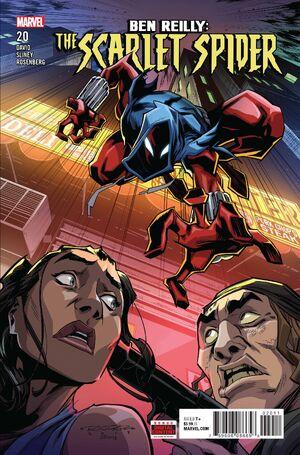 Ben Reilly Scarlet Spider Vol 1 20