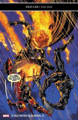 Black Panther vs. Deadpool Vol 1 3