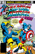 Captain America Vol 1 261