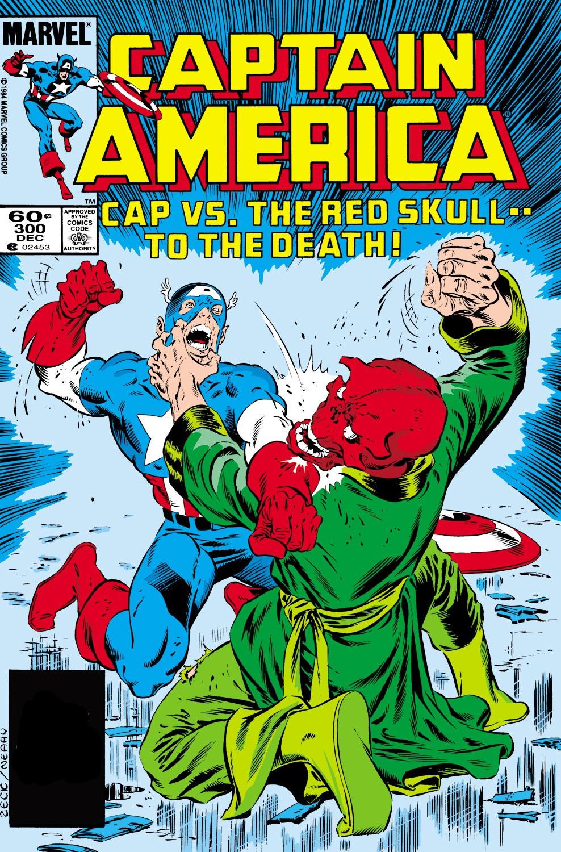Captain America Vol 1 300 | Marvel Database | Fandom