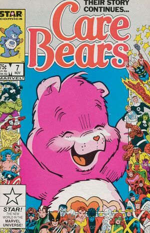 Care Bears Vol 1 7